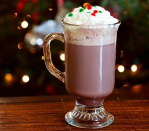 Peppermint Patty & Ultimate Hot Chocolate